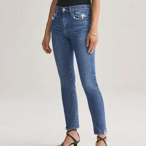 Agolde Toni Stratosphere Jeans, 24